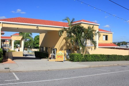Harbour Sails Motor Inn - Accommodation Perth