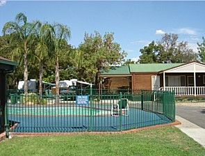 Albury Motor Village - Accommodation Perth