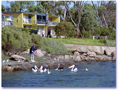 Almonta Holiday Apartments - Accommodation Perth