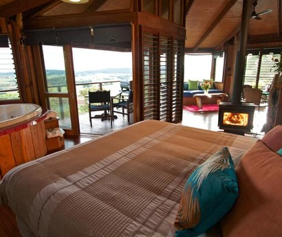 Mt Quincan Crater Retreat - Accommodation Perth