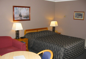 Highlands Motor Inn - Accommodation Perth