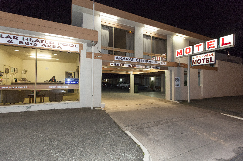 Ararat central motel - Accommodation Perth