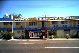 Monto Three Moon Motel - Accommodation Perth
