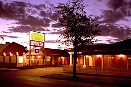 Dalby Mid Town Motor Inn - Accommodation Perth