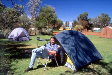Voyages Ayers Rock Camp Ground - Accommodation Perth