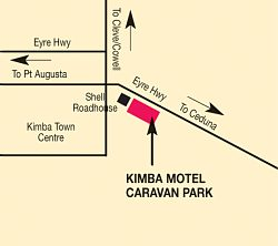 Kimba Motel Caravan Park - Accommodation Perth