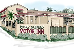 Rocky Gardens Motor Inn - Accommodation Perth