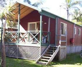 A Paradise Park Cabins - Accommodation Perth