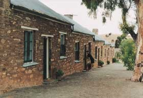 Burra Heritage Cottages - Tivers Row - Accommodation Perth