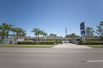 Colonial Terrace Motor Inn - Accommodation Perth
