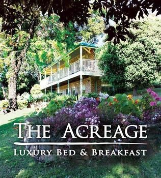 The Acreage BampB - Accommodation Perth
