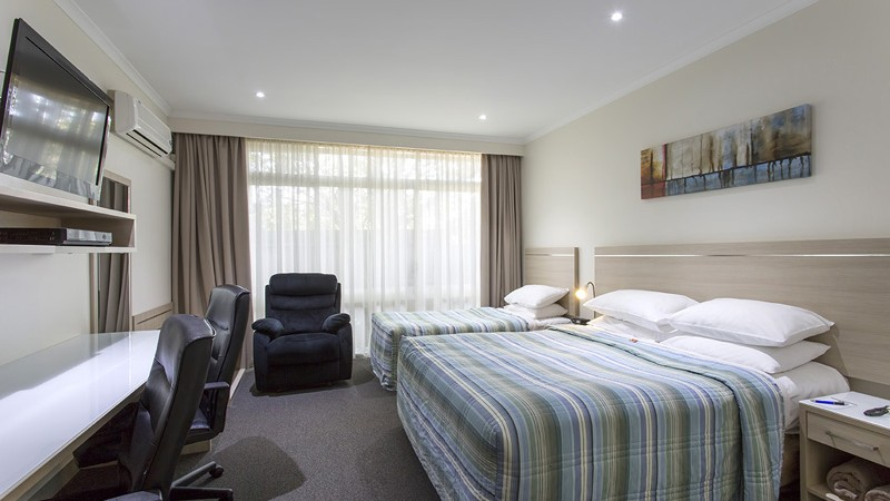 BEST WESTERN Aspen and Apartments - Accommodation Perth