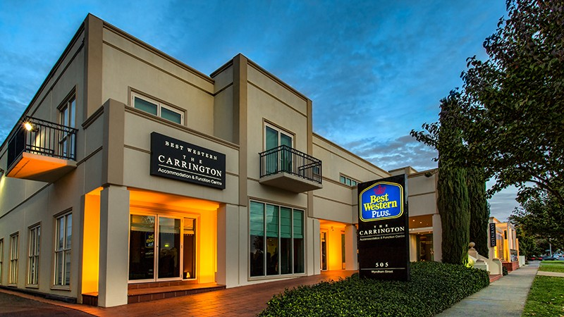 BEST WESTERN PLUS The Carrington