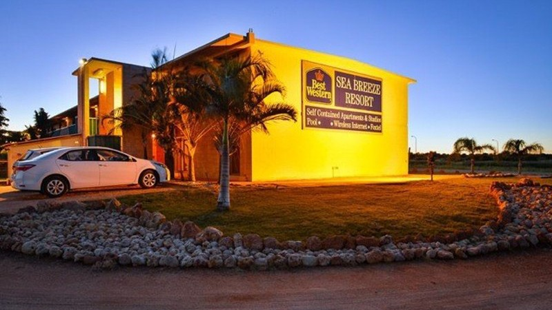 BEST WESTERN Sea Breeze Resort - Accommodation Perth