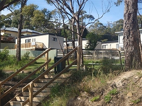Coningham Beach Holiday Cabins - Accommodation Perth