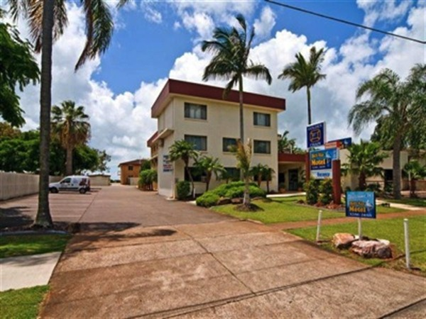 Cleveland Bay Air Motel - Accommodation Perth
