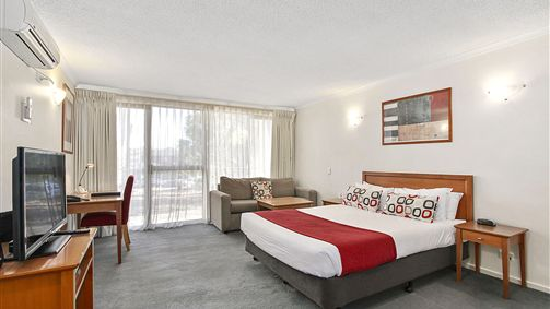 Quality Inn and Suites Knox - Accommodation Perth
