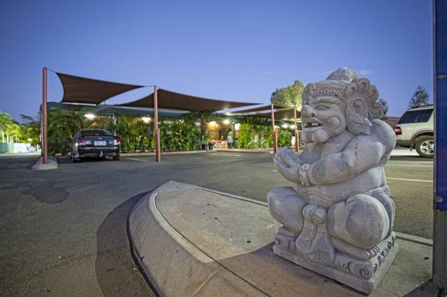 Cattrall Park Motel - Accommodation Perth