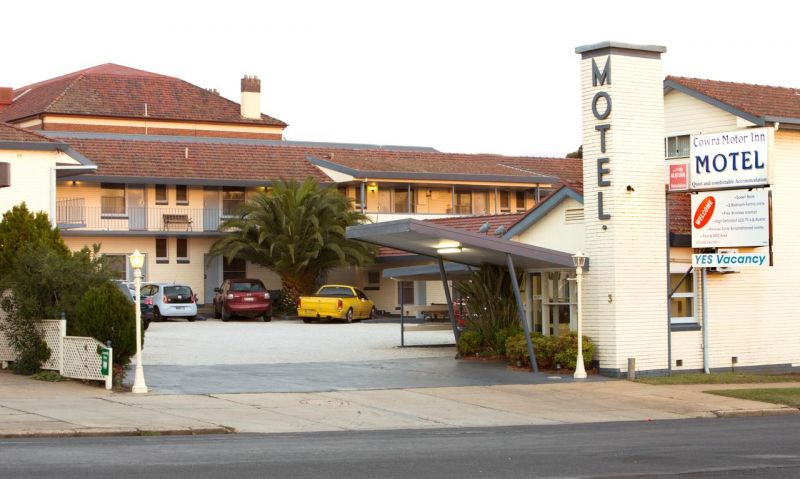 Cowra Motor Inn - Accommodation Perth