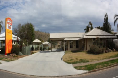 Country Roads Motor Inn - Gayndah