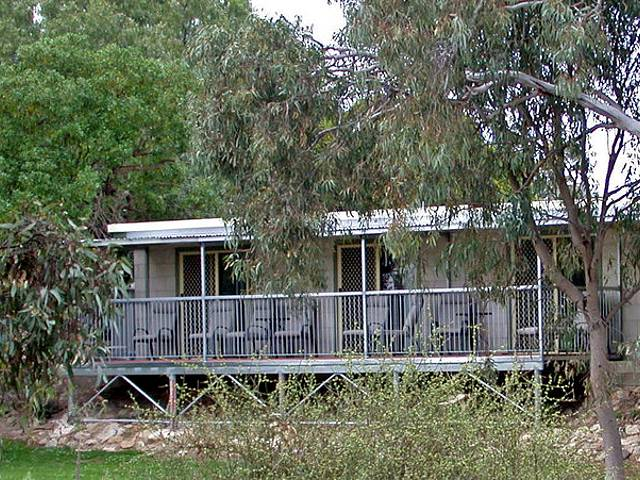 Donald Riverside Motel - Accommodation Perth