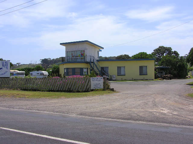 Dutton Way Caravan Park