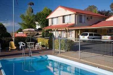 Econo Lodge Alabaster - Accommodation Perth