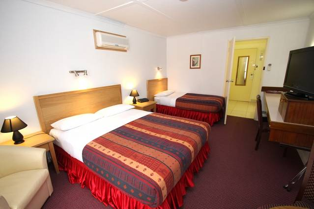 Econo Lodge Statesman Ararat - Accommodation Perth