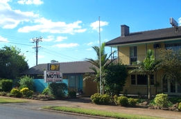 Flying Spur Motel - Accommodation Perth