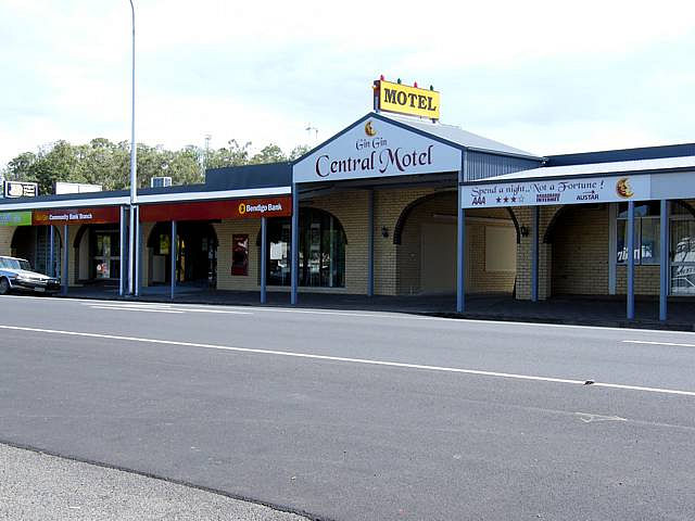 Gin Gin Central Motel - Accommodation Perth
