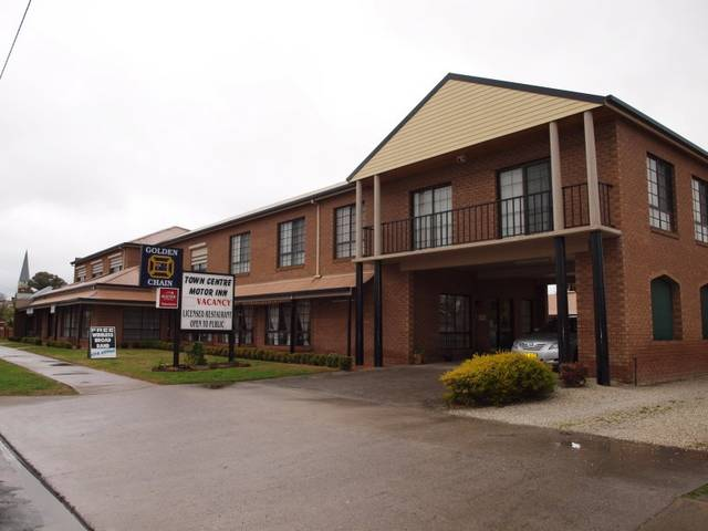 Holbrook Town Centre Motor Inn - Accommodation Perth