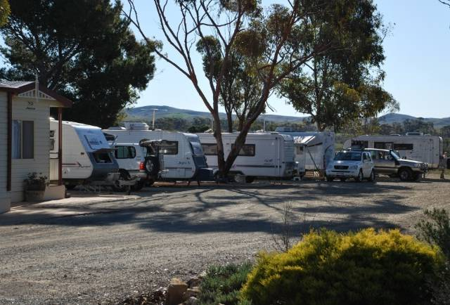 Orroroo Caravan Park - Accommodation Perth