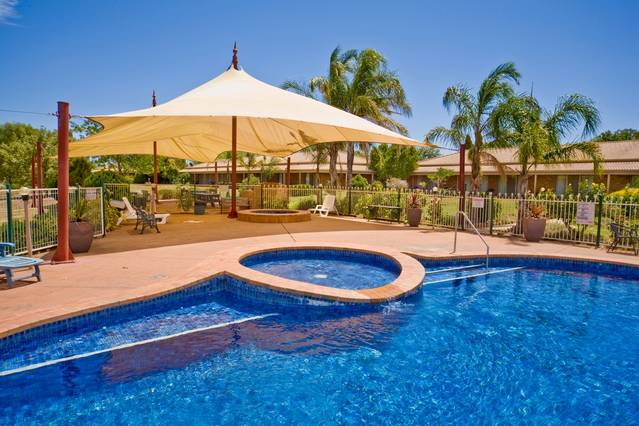 Paradise Lakes Motel - Accommodation Perth