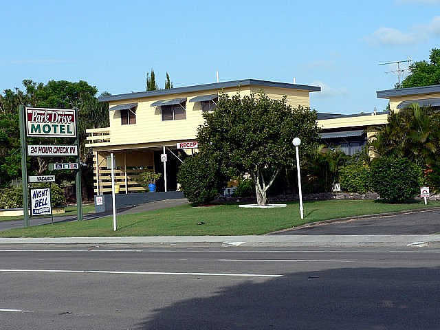 Park Drive Motel - Accommodation Perth