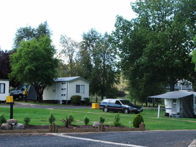 Poplar Caravan Park - Accommodation Perth