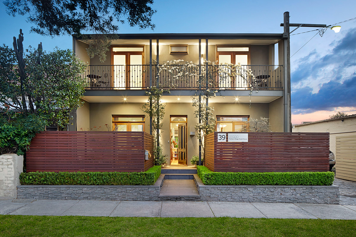Prahran Village Guest House - Accommodation Perth