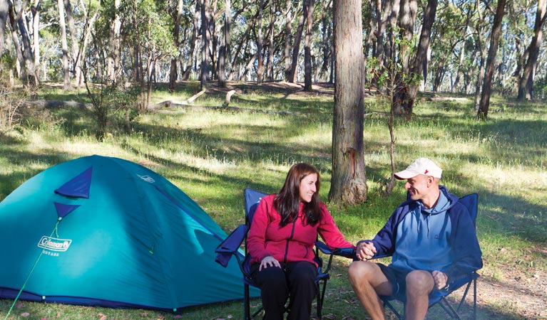 Apsley Falls campground - Accommodation Perth