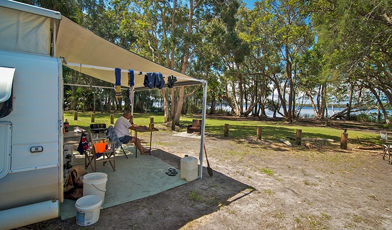 Dees Corner campground - Accommodation Perth