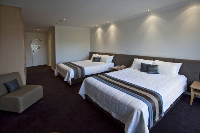 The Executive Inn Newcastle - Accommodation Perth