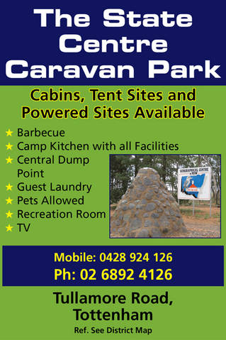 The State Centre Caravan Park - Accommodation Perth