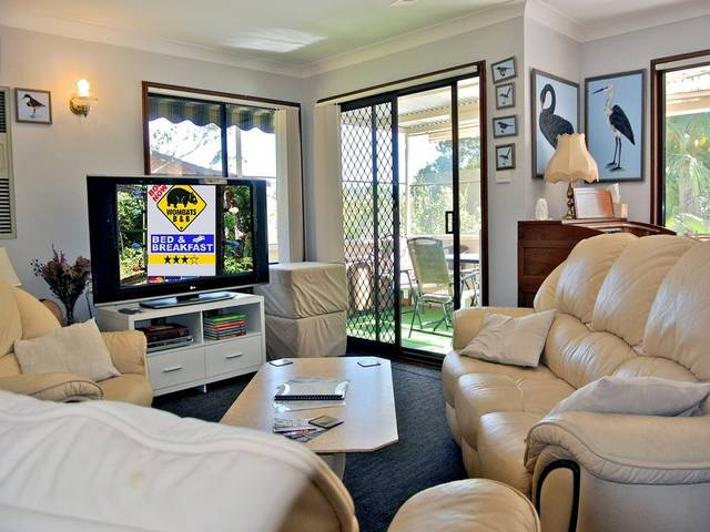 WOMBATS BB - Apartments - AAA 3.5 rated Gosford - Accommodation Perth
