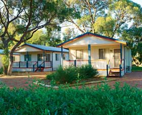 Woodman Point Holiday Park - Aspen Parks - Accommodation Perth