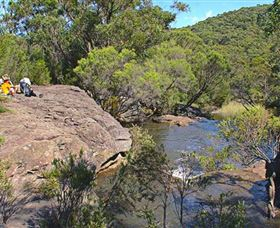 Kingfisher Pool Campground - Accommodation Perth