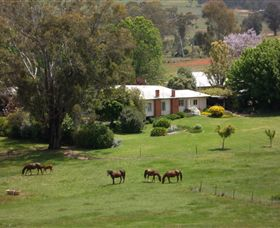 Acacia Park Farm House - Accommodation Perth