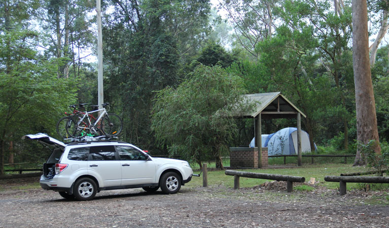 Mill Creek campground - Accommodation Perth