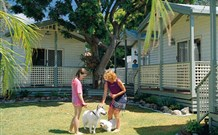 Paradise Palms Caravan Park - Accommodation Perth