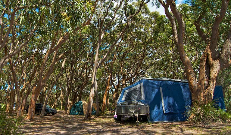 Stewart and Lloyds campground - Accommodation Perth