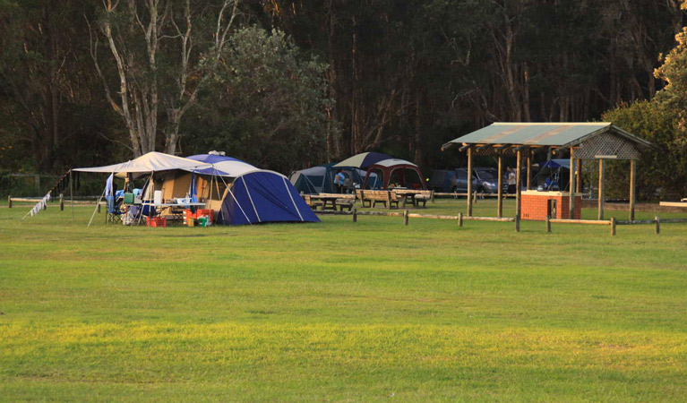 The Ruins campground and picnic area - Accommodation Perth