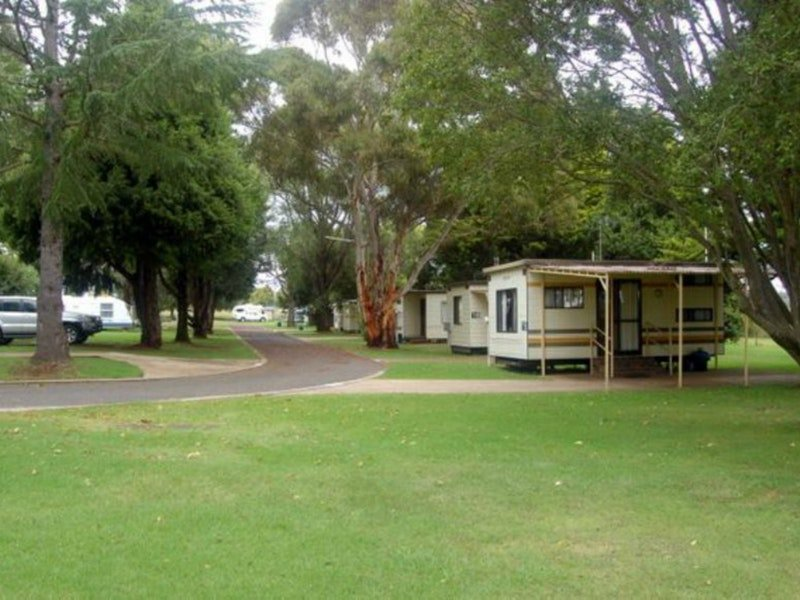 Glen Rest Tourist Park - Accommodation Perth