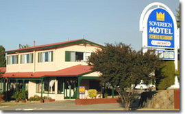 Sovereign Motor Inn Cooma - Accommodation Perth